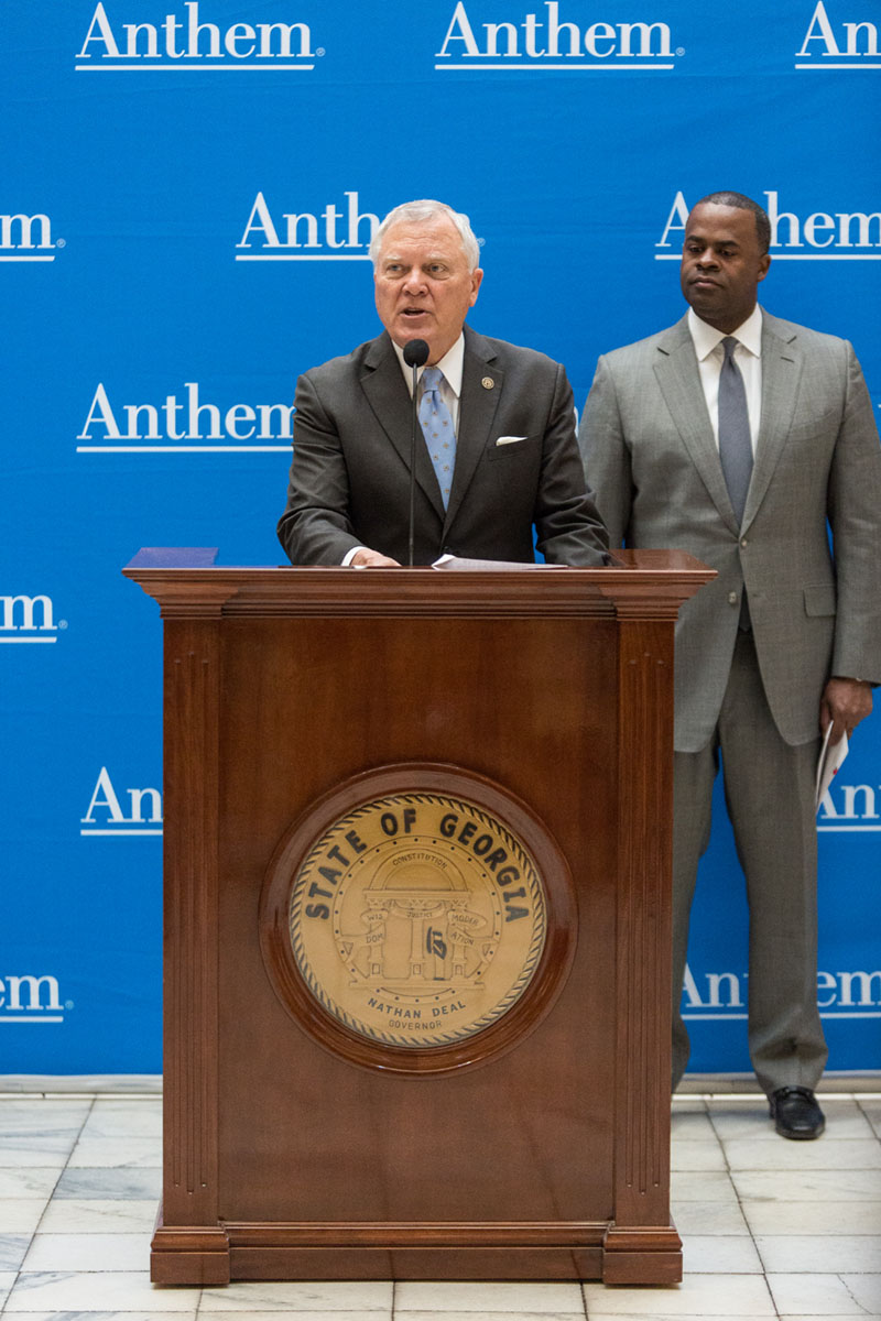 Anthem, Inc. 2016 Press Conference